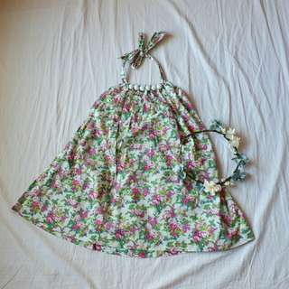 Gingersnap Backless Dress for Your Little Girl