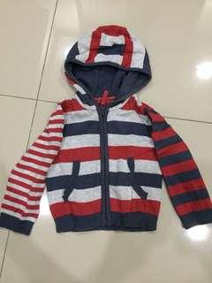 Indigo Baby hoodie
