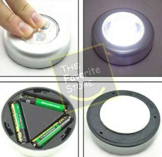 LED Stick-On Touch Light