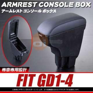 Honda GD1 Jazz/Fit Center Console armrest