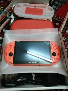 PS Vita 2K Neon Orange