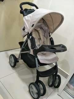Graco Ultima+ Stroller (Price Reduced)😃