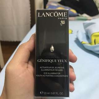 Lancome genifique light pearl eye serum