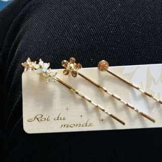 Hair clips from Japan