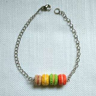 Handmade Clay Bracelet