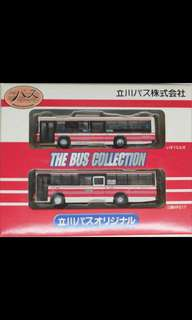 1/150 N scale TOMYTEC The Bus Collection - TACHIKAWA BUS