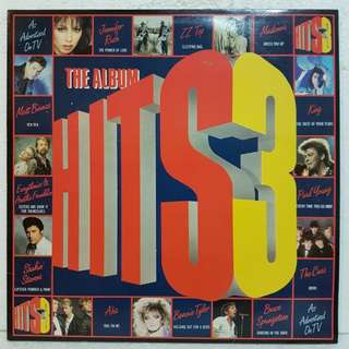 (2LP) Hits 3 - The Album Various Artists vinyl record