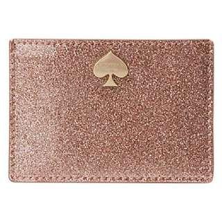 Kate spade 名片夾卡夾
