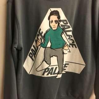🚚 Palace jkr sweatshirt