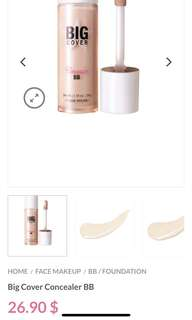 Etude House Big Cover Concealer BB