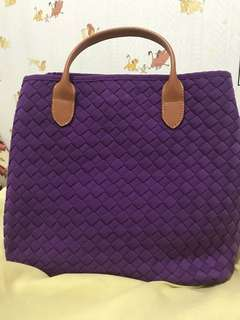 Webe Authentic Purple Handbag