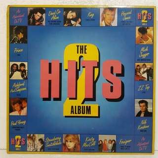 (2LP) Hits 2 - The Album Various Artists vinyl record