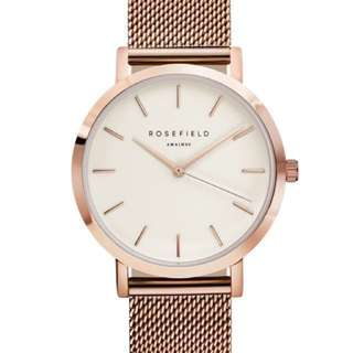 (PO) Rosefield Mesh Watch