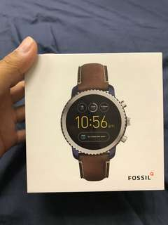 Fossil Q Explorist Gen 3 Smartwatch