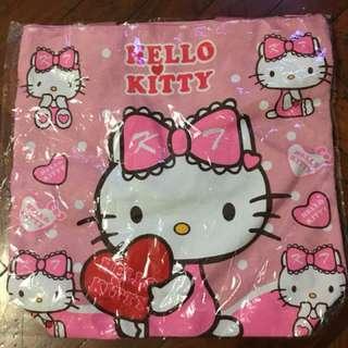🚚 Hello Kitty 購物袋(麻布料)