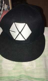 BRAND NEW EXO HAT 全新 EXO 帽