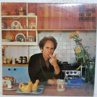 Art Garfunkel  - Fate For Breakfast Vinyl Record