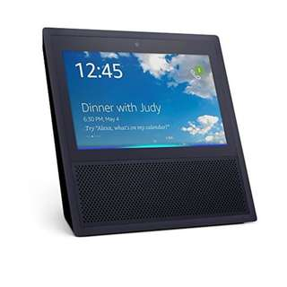 Last Pcs Amazon Echo Show - Black ALEXA Echo Show BNIB
