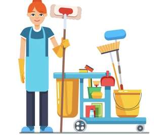 Mencari cleaner full time area putrajaya