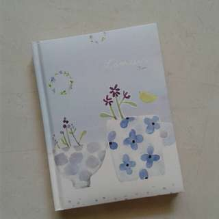 Hardcover notebook (isi bergambar)