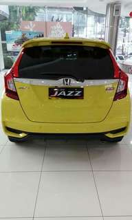 Kredit honda jazz new
