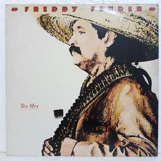 Freddy Fender - Tex-Mex Vinyl Record