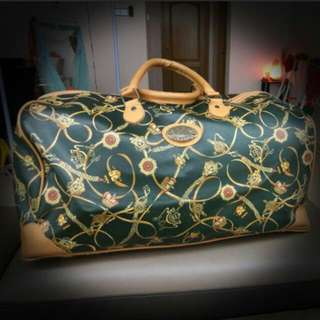 Voir Vintage Design Hand Carry Luggage #fesyen50