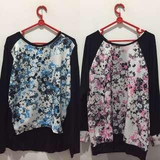 Baju Lengan Panjang (dapat 2)