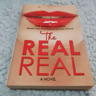 The Real Real - Emma McLaughlin and Nicola Kraus [Chick Lit/Romance]
