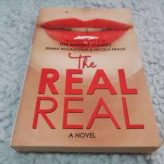 The Real Real - Emma McLaughlin and Nicola Kraus [Chick Lit/Romance]