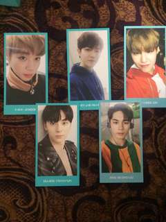 [ALL MEMBERS] Wanna One Official Fankit Photocard