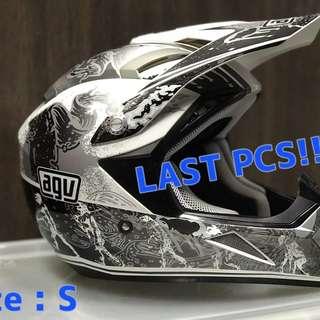 Agv MT-V helmet off road/on road motocross