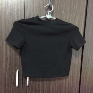 Black short TOP (BN without tag)