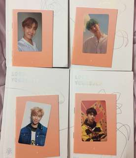 [WTS] BTS Love yourself album