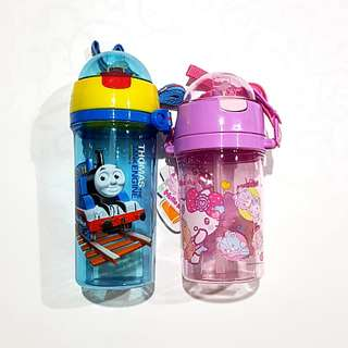 1for$12. 2for$20 Thomas & Friends, Hello Kitty Water Bottle