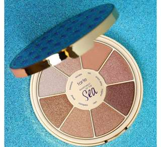 Tarte limited-edition Rainforest of the Sea ™ highlighting eyeshadow palette vol. III