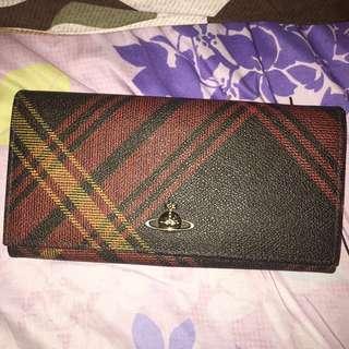 Vivienne Westwood long wallet