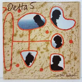 Delta 5 - See The Whirl Vinyl Record