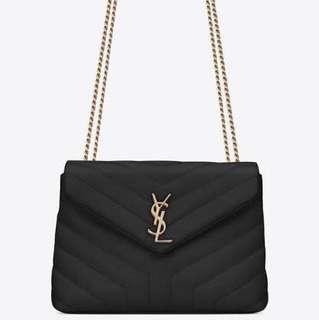 Ysl loulou chain bag