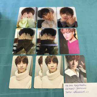 [WTT/WTS] Seventeen Director'a Cut Official Photocards