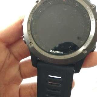 Garmin Fenix 3 Digital Watch