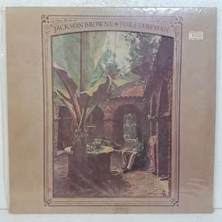 Jackson Browne - For Everyman vinyl record