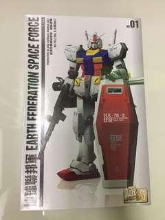 1/144 RX-78-2 Gundam Katoki RG01 Non Bandai