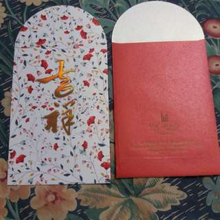 Red Packets - Copthorne Kings Hotel