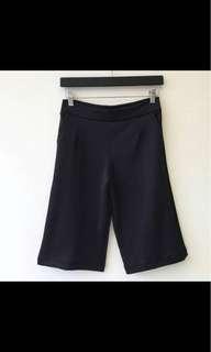 Cullote pants black