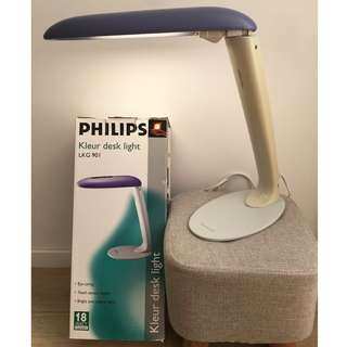 PHILIPS Kleur Eye Care Desk Light 護眼檯燈