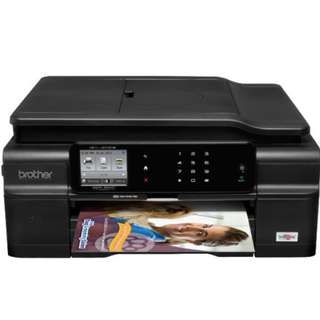 Brand new sealed - Brother MFC-J870DW Wireless Color Inkjet Printer with Scanner, Copier and Fax