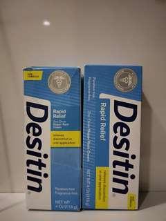Desitin Diaper Rash Cream