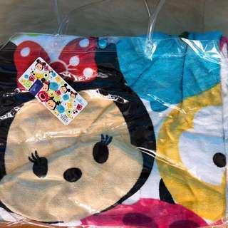 Disney Tsum Tsum 大浴巾(購至香港迪士尼)