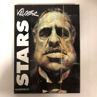 1997 STARS Caricatures Book - Sebastian Kruger